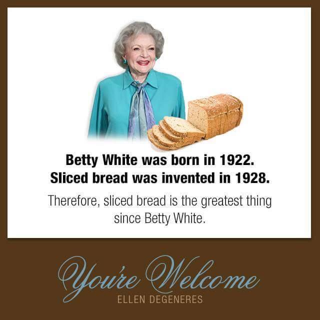 Sliced Betty - meme