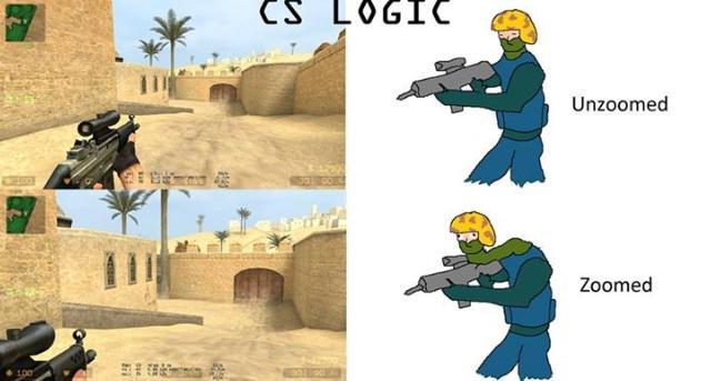 Obviously logical - meme
