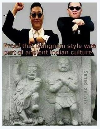 Gangnam style - meme