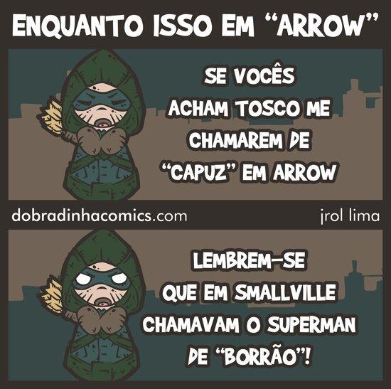 Arrow - meme
