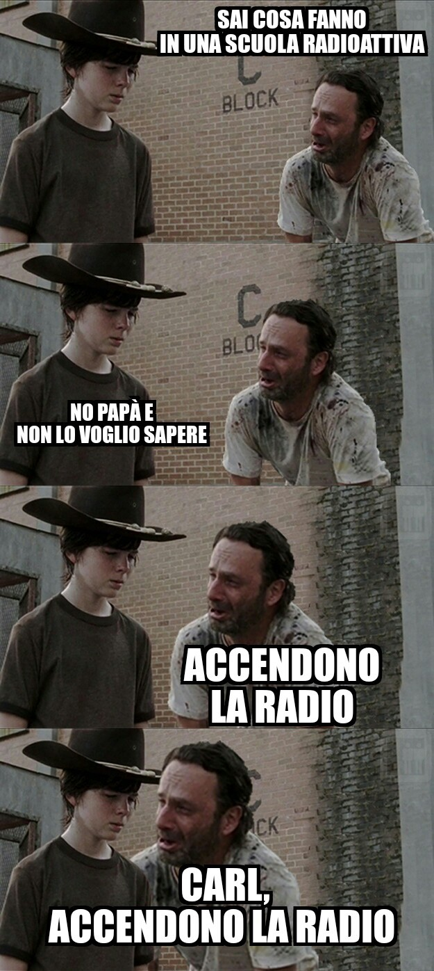CARL la radio - meme