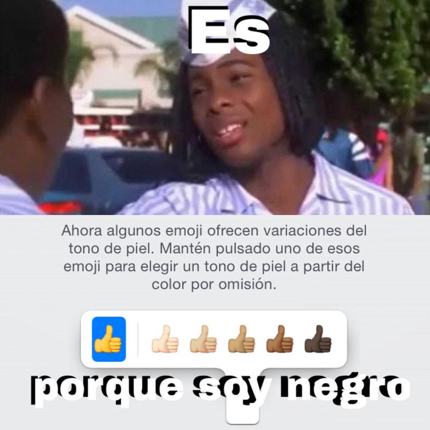 Whatts app pensó en mí  - meme