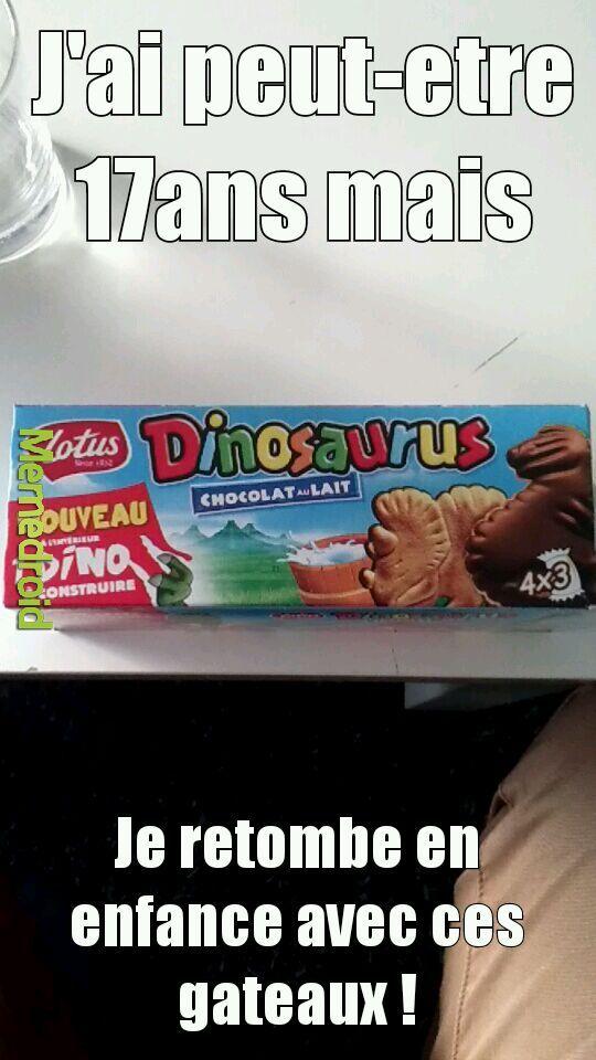 Les dinosaurus ! ;) - meme