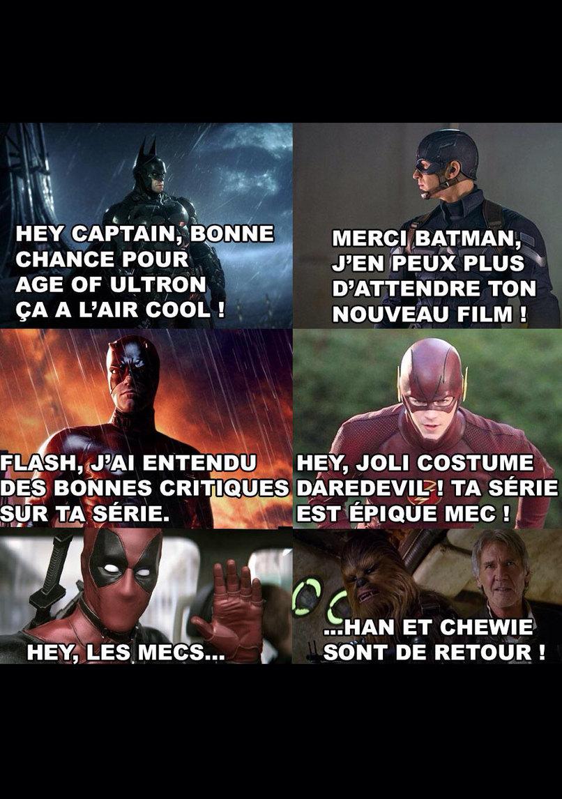 Avengers l'ère dultron - meme