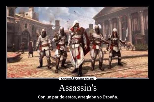 Assassins - meme