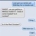 Missile sub...