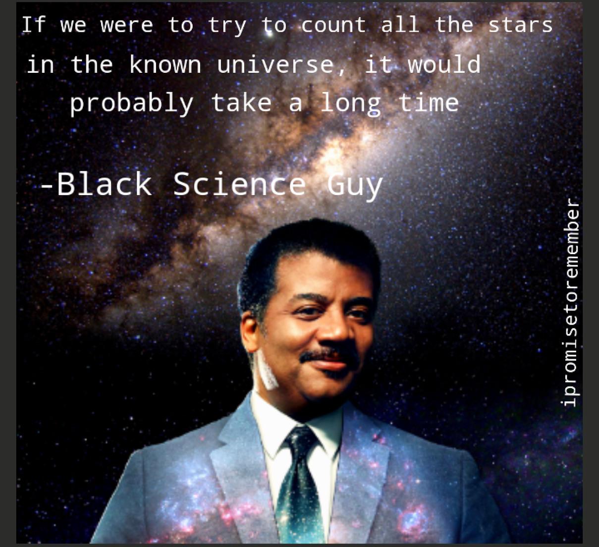 Black Science Guy - meme