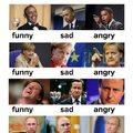 Les trois visages du politique