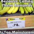 I saw a freakin Giant banana in my halloween paryy