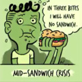 Mid Sandwich Crisis