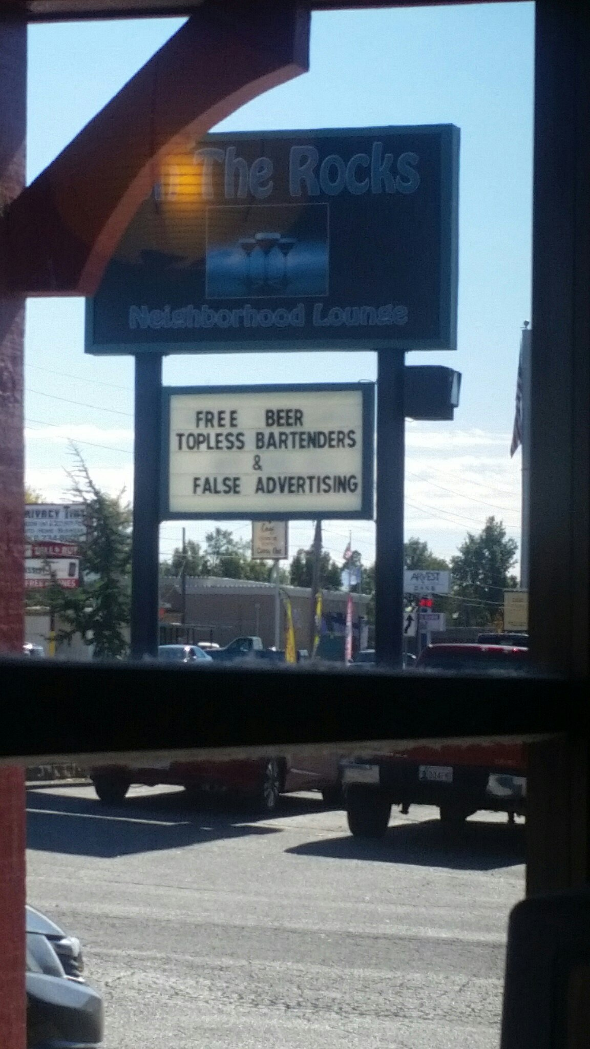 Local bar in Tulsa, OK - meme