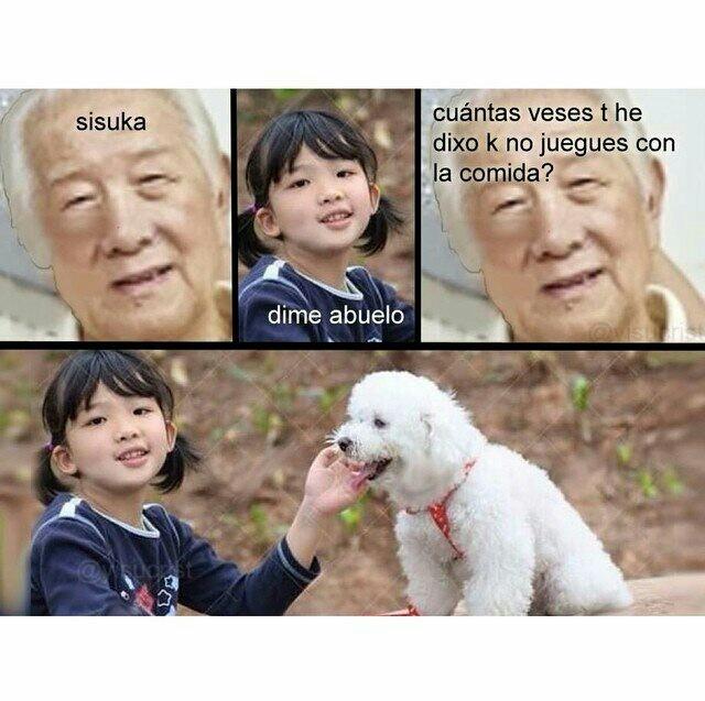 Malditos chinos - meme