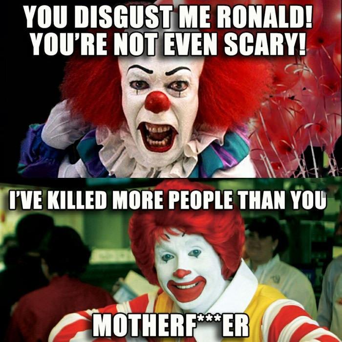 Do you want a Big Mac? - meme