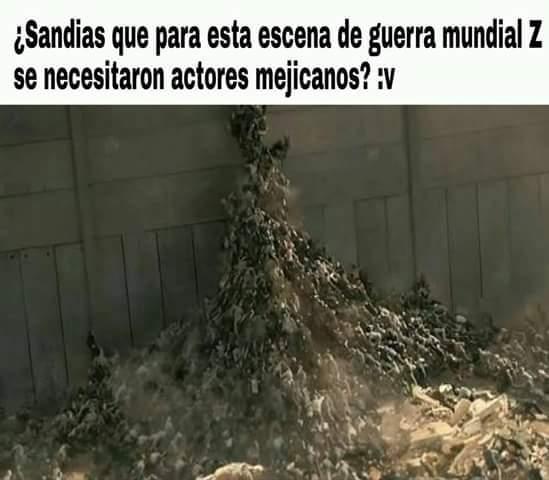 Soy risa y medio mexicano :v - meme