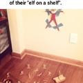 That elf is creepy as shit