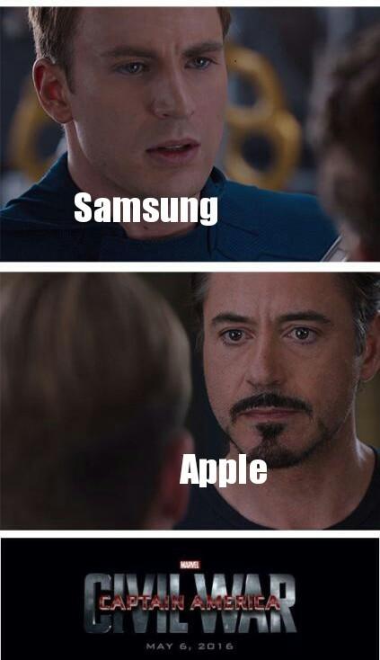 Resultado de imagen para samsung  meme
