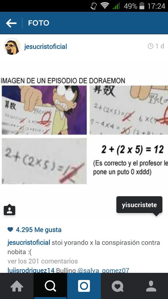 Pobre Nobita :( - meme