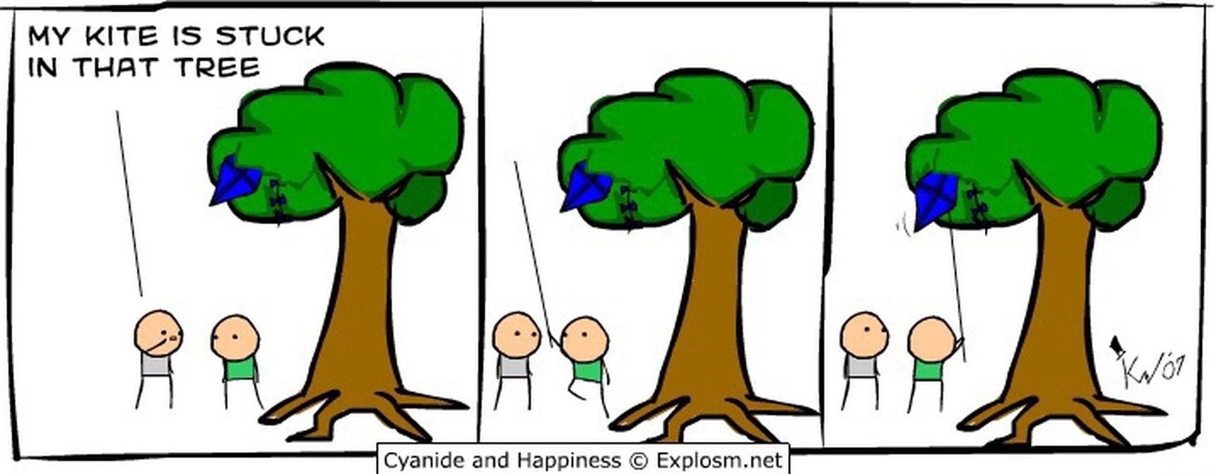 I love cyanide and happiness - meme