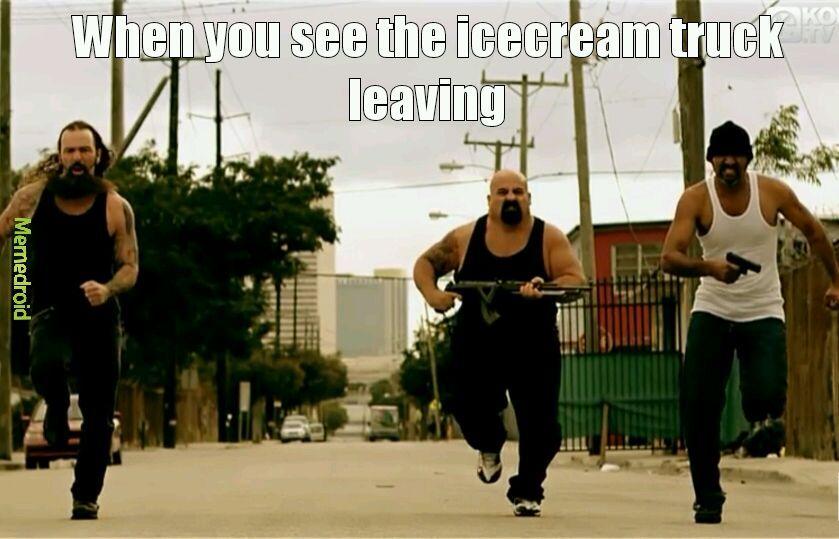 Icecream - meme