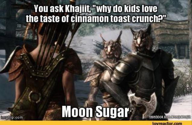 Cinnamon toast crunch - meme