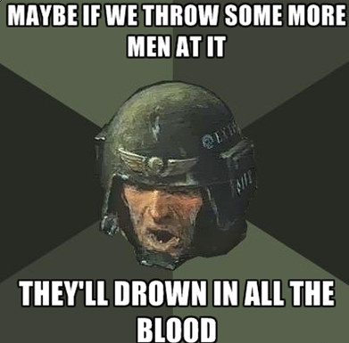 Warhammer - meme