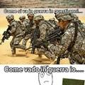 Nokia e coperta si va in guerra...