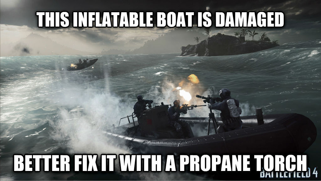 not the most realistic game now, eh? - meme