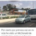 McDonalds en construcción 0.o