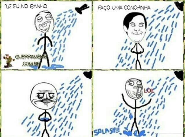 Splashhh... - meme