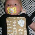 This would be me as a mom. Or it'd be S.P.E.C.I.A.L stats...