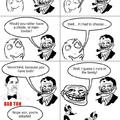 troll dad wins