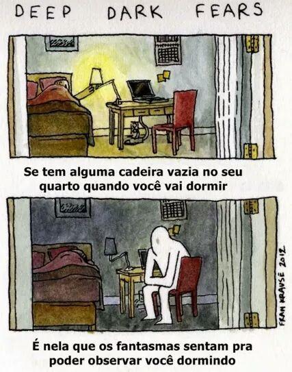 #Partiu tirar cadeira do quarto - meme