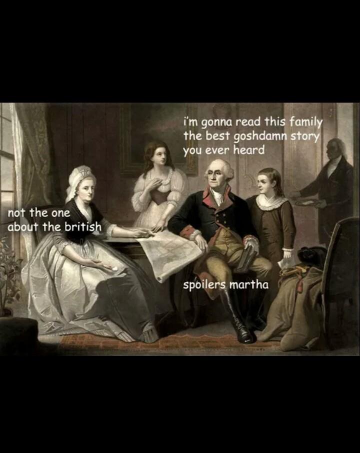Cmon Martha - meme