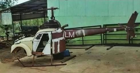 Fusccóptero - meme