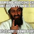 Osama therapy