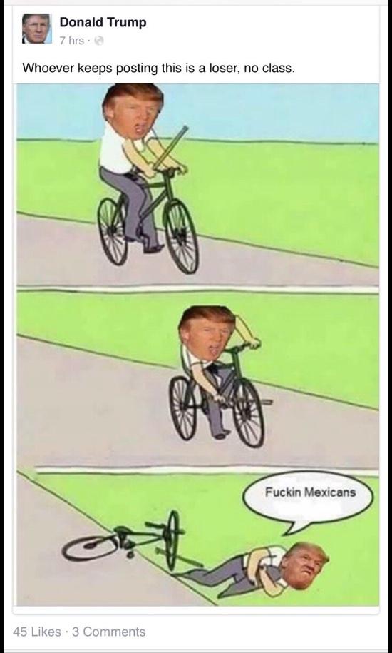 trump though - meme