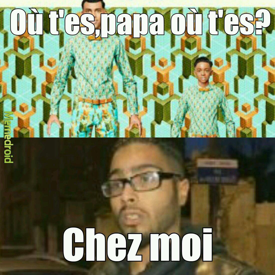 Jawad ahahaha - meme