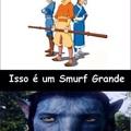 smurf grande