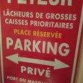 parking privée pour grosses caisses