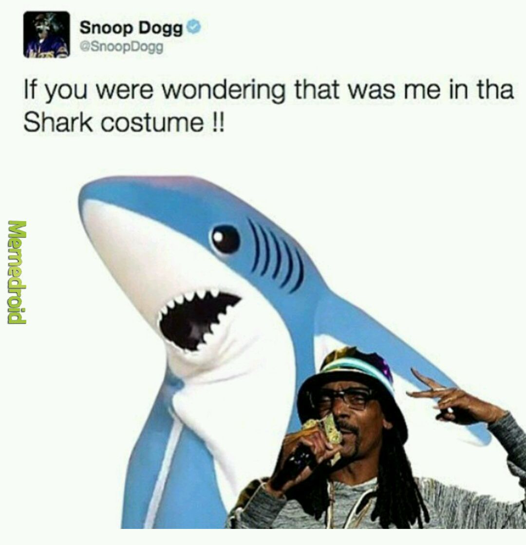 Oh snoop - meme