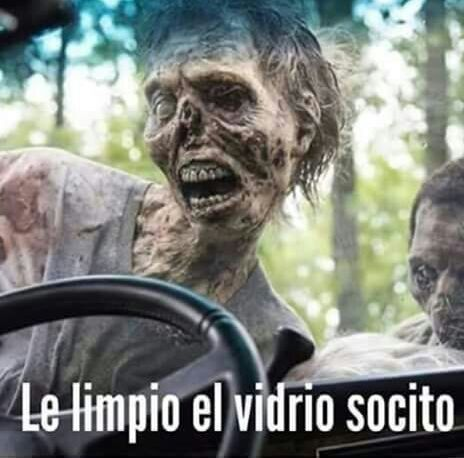 Zombie kl - meme