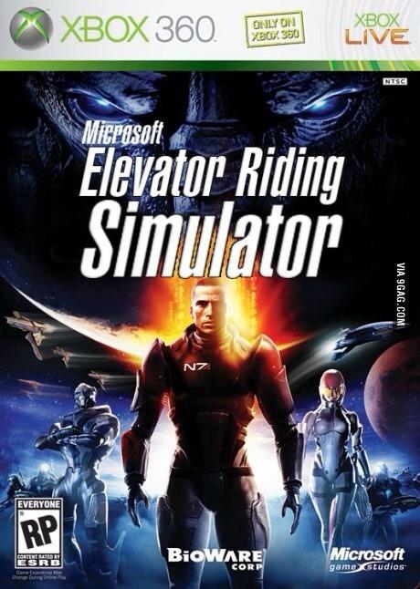 Insert elevator music here - meme