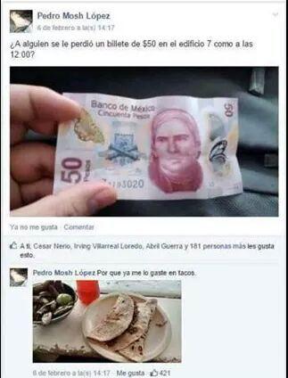 Un buen mexicano :') - meme