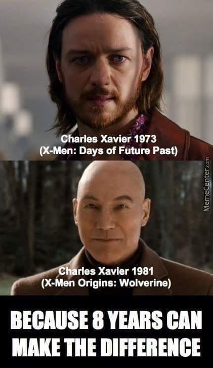 Xavier - meme