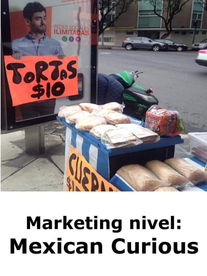 Tipico mexicano - meme