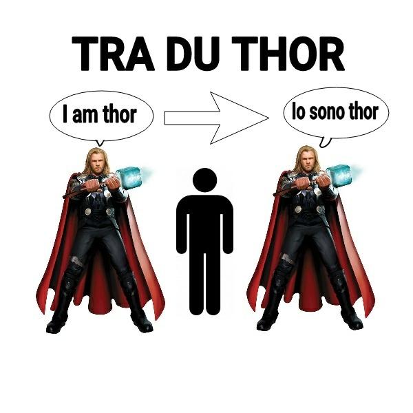 Traduttore - meme
