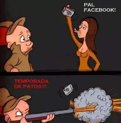 Temporada De Patos - meme