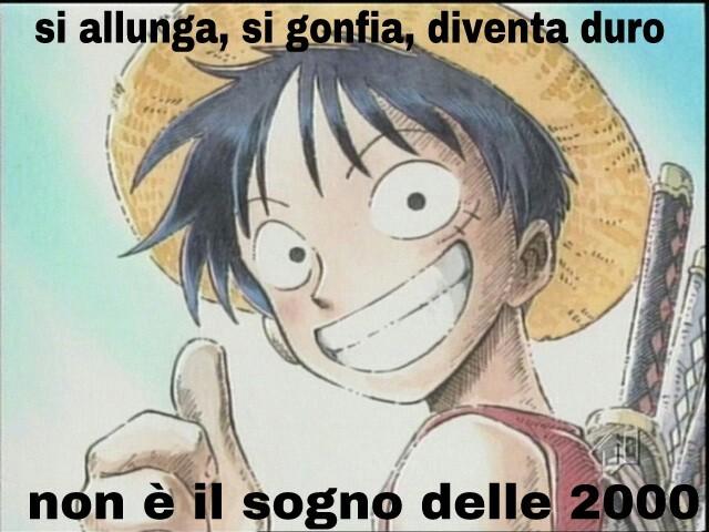 Rufy - meme
