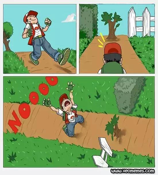 Ash - meme