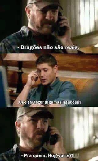 Dean - meme